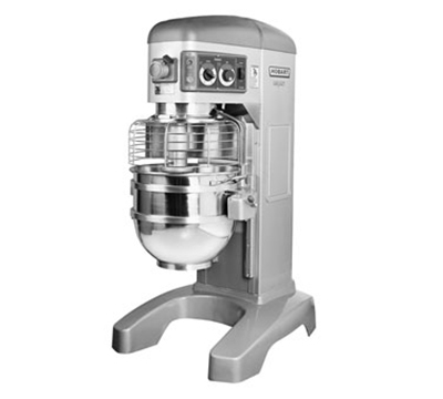 Hobart HL600-70STD 60-qt Planetary Mixer w/ 4-Speeds & 2.7-HP Motor, Export 400/3 V