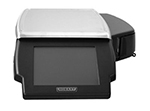 Hobart HLX-1 Digital Portion Scale w/ 30 x .005-lb Capacity & 10.4-in Display