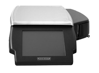 Hobart HLX-1SS 1201 Wired Self Service Scale w/ 2-GB Flash Storage, 512-MB RAM, 1201/1 V