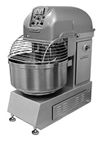 Hobart HSL180-2 180-lb Spiral Mixer w/ 2-Fixed Speed & Jog Control, Export Voltage
