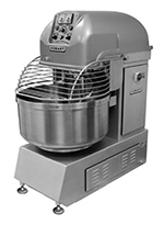 Hobart HSL220-1 220-lb Spiral Mixer w/ 2-Fixed Speeds & Bowl Jog Control, 208/3