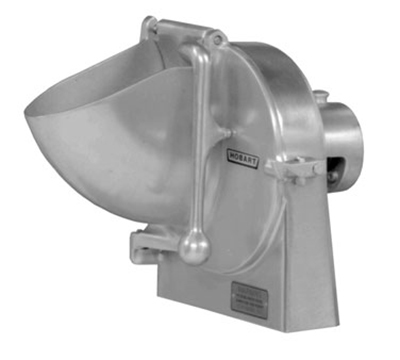 Hobart VS9-13 9-in Slicer Attachment w/ Back Case & Hopper Front