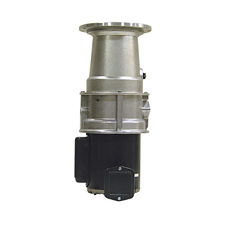 Hobart FD3/50-2 Basic Disposer Unit w/ Long Upper Housing & 1/2-HP Motor, 208-240/480/3 V