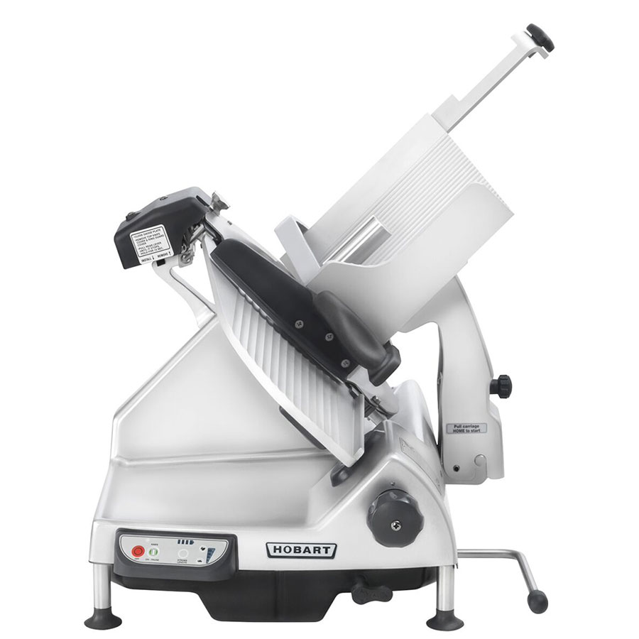 """Hobart HS7-1 Heavy Duty Automatic Slicer w/ 13"""" Removable Knife, Tool & Meat Grip Assembly"""