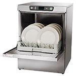 Hobart LXEH-5 Undercounter Dishwasher w/ 3Hot Water Sanitation & 32-Racks Per Hour, 208/3 V