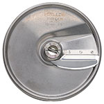 "Hobart SLICE-3/8-SS .37"" Slicer Plate for FP100 Food Processor 10-Millimeter"