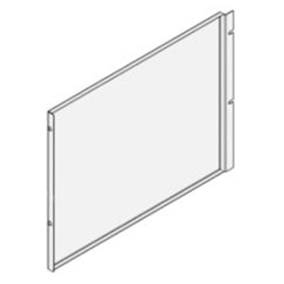 Hobart SPLASH-PNL15 Splash Panel Kit For AM15-Model For Corner Installation
