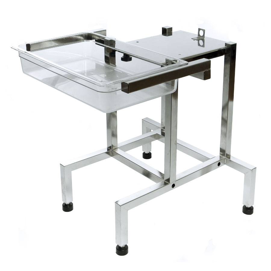 Hobart TABLE-FP Food Processor Table