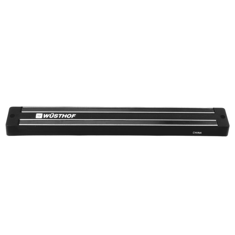 "Wusthof 24-1 12"" Magnetic Holder, Black"