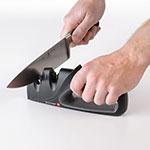 Wusthof 2922-7 2-Stage Handheld Knife Sharpener