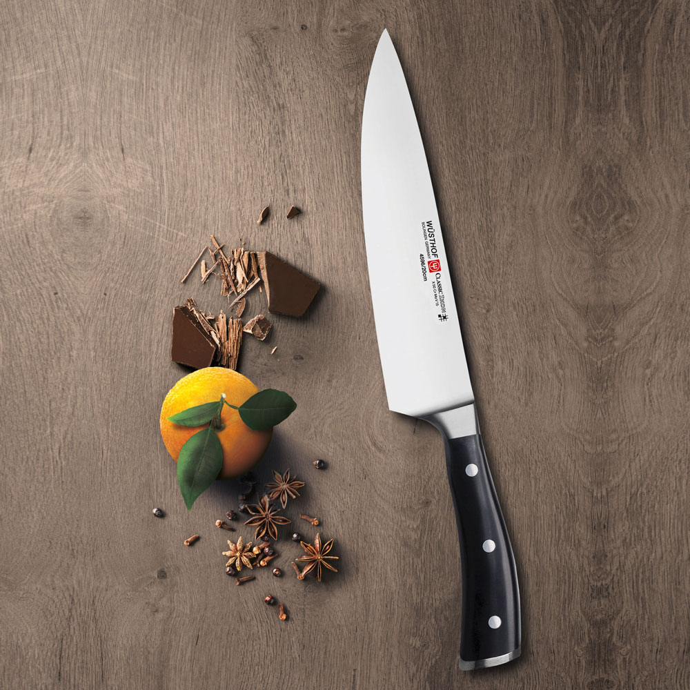 """Wusthof 4596-7/20 8"""" Cook's Knife - Forged"""