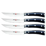 Wusthof 9716 Steak Knife Set - (4) Knives, Full Tang