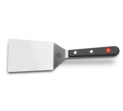 "Wusthof 4438 4.5"" Offset Spatula Turner - Solid, Angled"