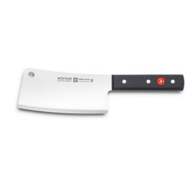 "Wusthof 4680/16 6"" Stainless Cleaver"