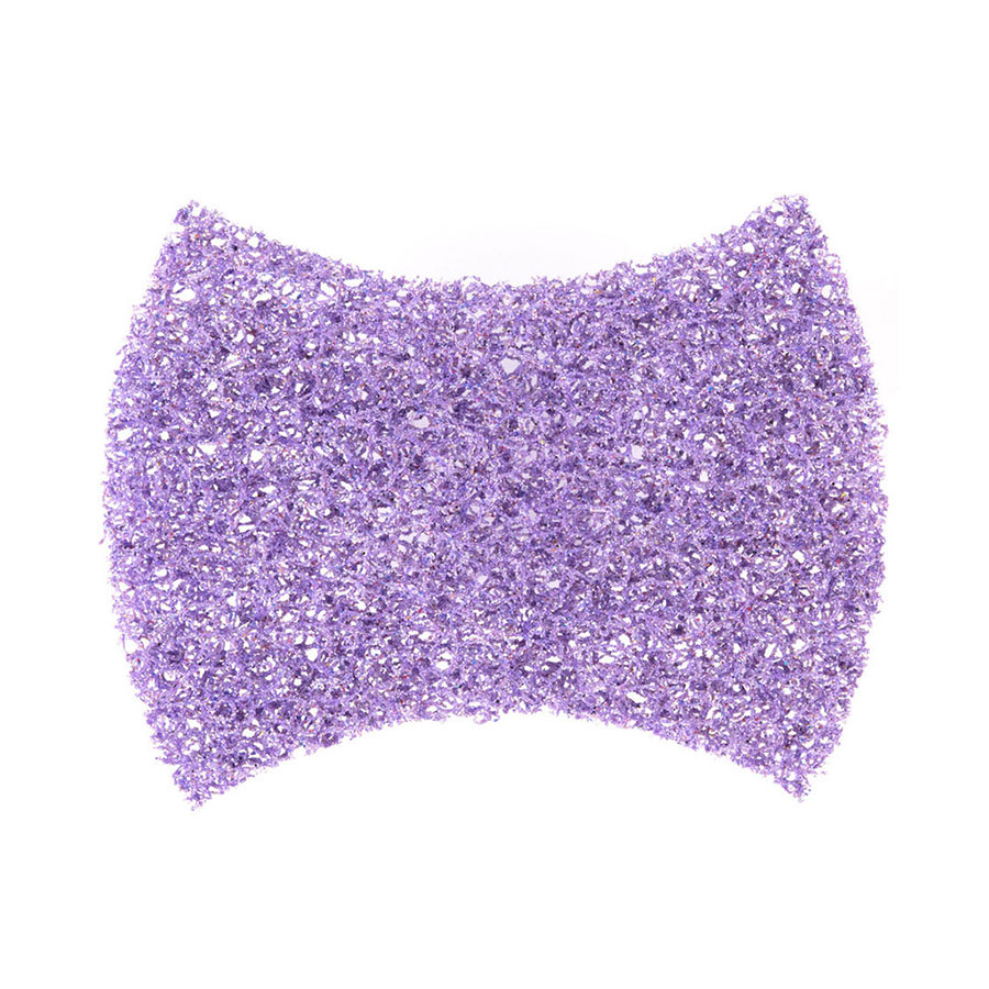 "3M 2020CC Heavy-Duty Scouring Pads - 4.5"" x 3"", Purple"