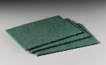 3M 96 General Purpose Scouring Pad, 6 x 9""