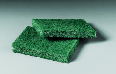 3M 9650N General Purpose Scrubbing Pad, 3 x 4.5-in