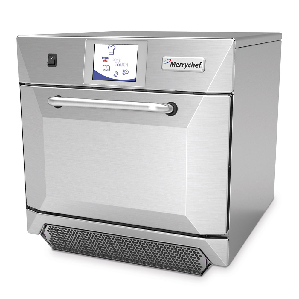 Merrychef E4 High Speed Countertop Convection Oven, 208/240/1ph