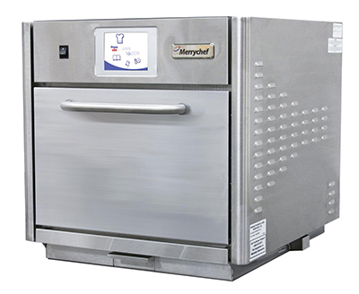 Merrychef E6R High Speed Microwave Convection Oven, Radiant, 208/240/1ph