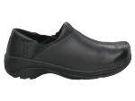 Mozo 3703 Slip Resistant Women's Forza Clog Style Shoes, Gel Insole, Size 7.5