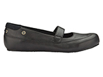 Mozo 3735 75 Womens Fab Shoes w/ Quilted Pad Lining & Lightweight, Leather, Size 7.5