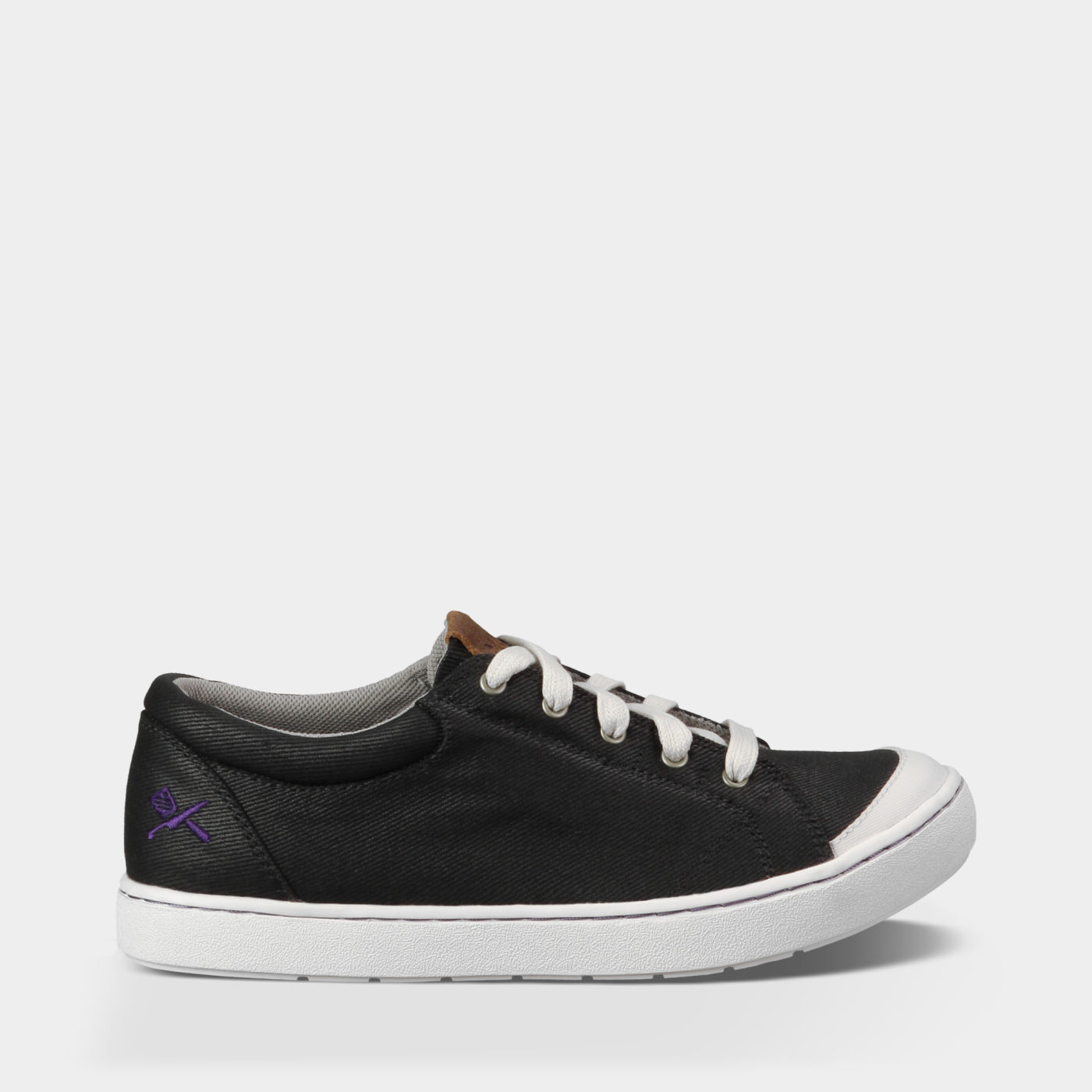 mozo 3738 bkw 7 s maven canvas shoes slip resistant