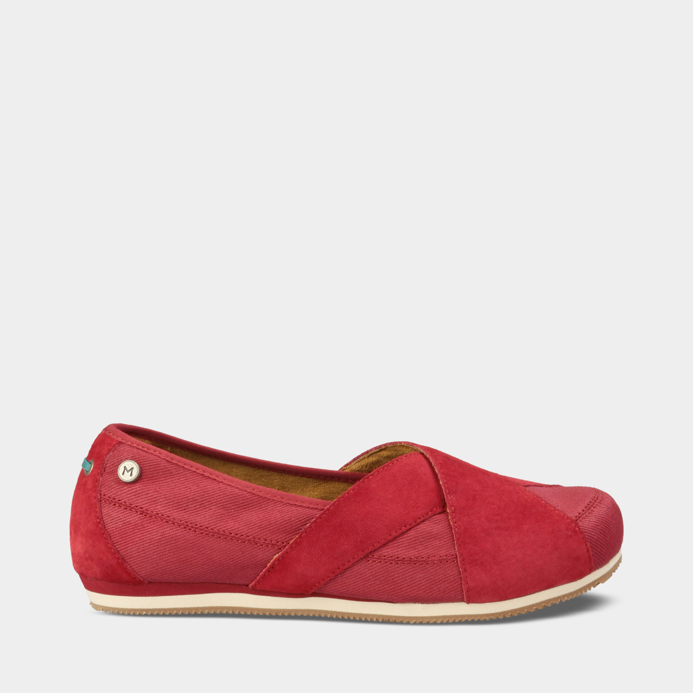 Mozo Red Shoes