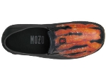 Mozo 3815 - 9 Sharkz Bacon Men's Uniframe Restaurant Shoes, Gel Insole, Size 9