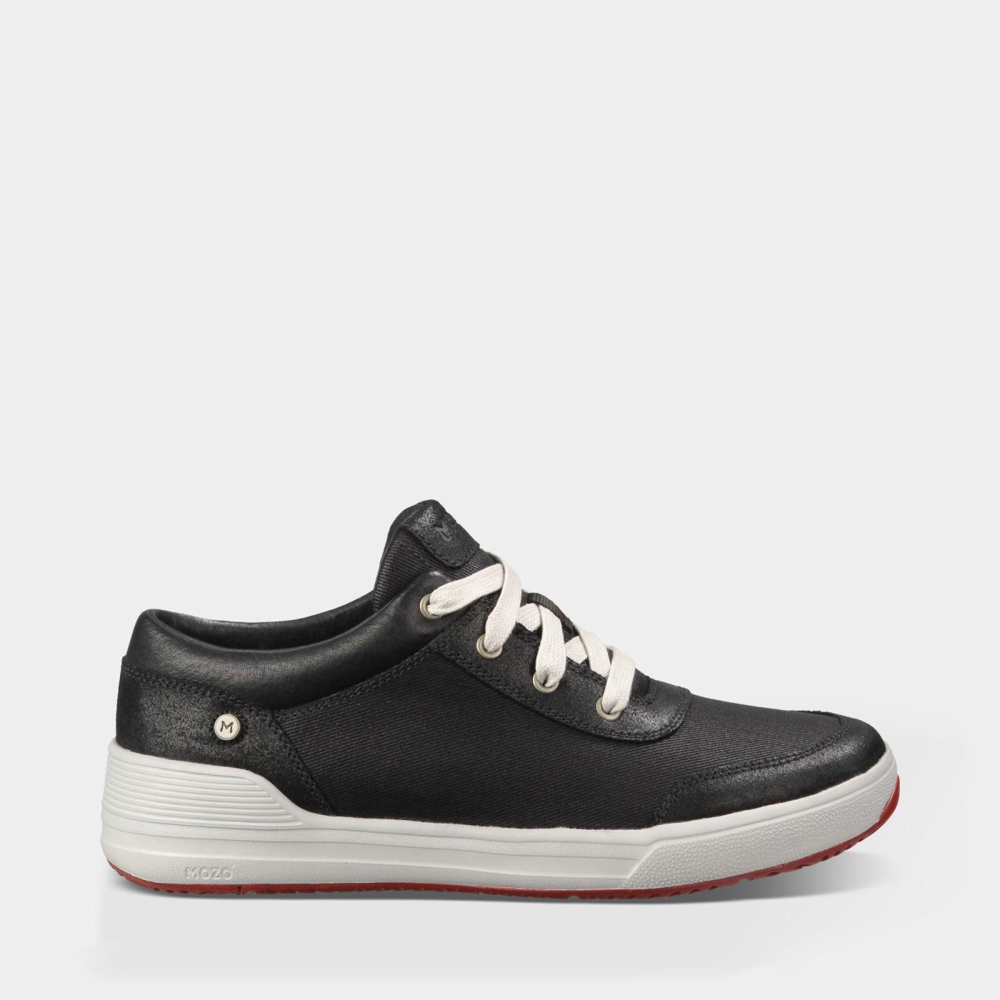 mozo 3837 bkw 15 s low canvas shoes slip