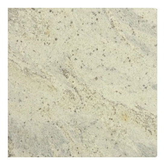 """Art Marble Furniture G208-36X36 36"""" x 36"""" Square Granite Table Top - Indoor/Outdoor, Kashmir White"""