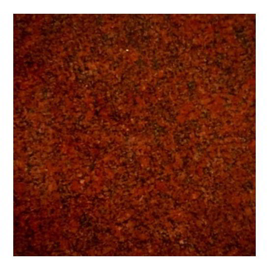 "Art Marble G210-30X30 30"" x 30"" Square Granite Table Top - Indoor/Outdoor, Ruby Red"