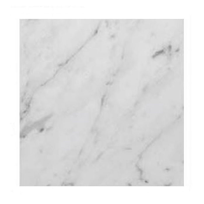 "Art Marble Q401-30X48 30"" x 48"" Quartz Table Top - Indoor/Outdoor, Carrera White"