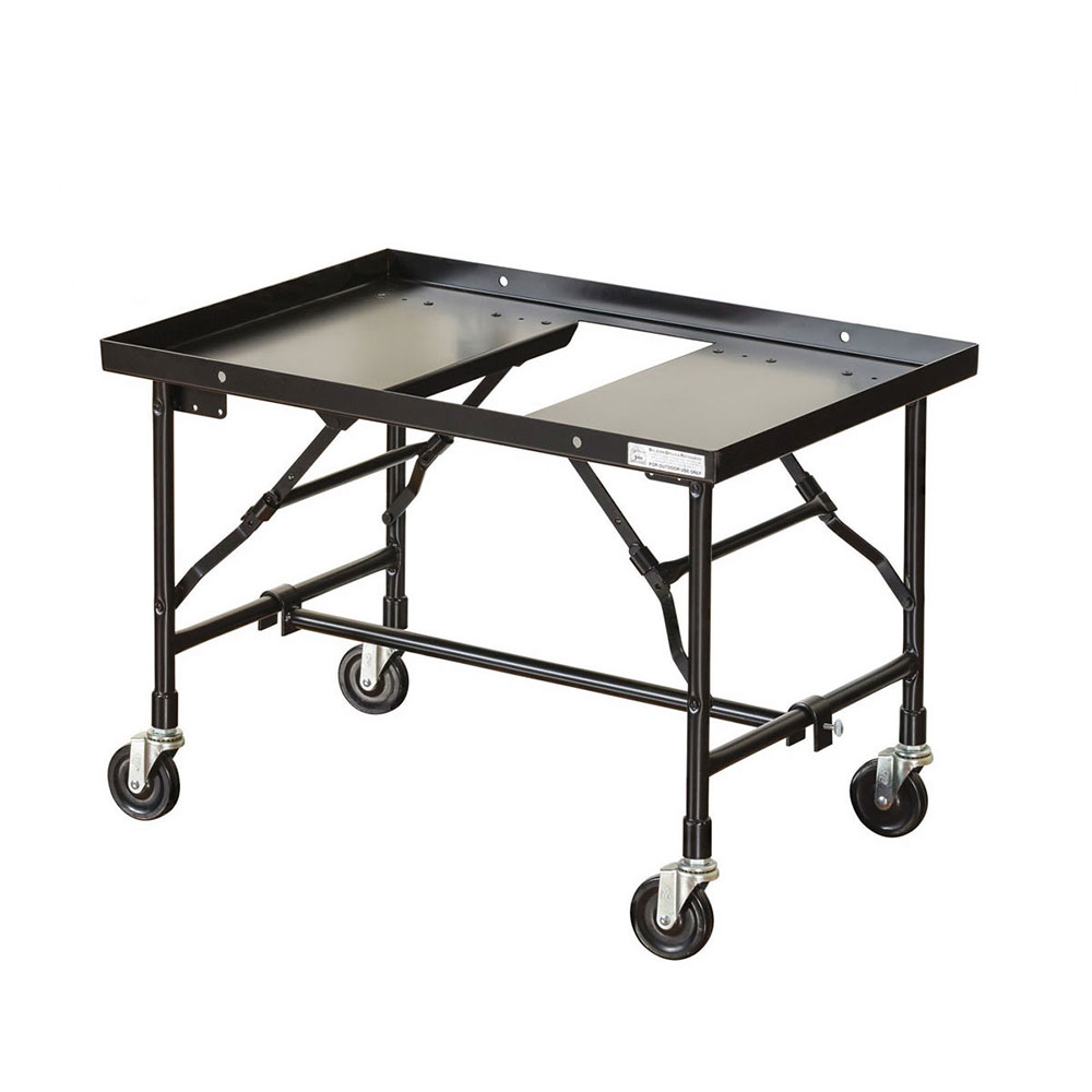 Big Johns Grills & Rotisseries A2FC Folding Leg Cart For A2P