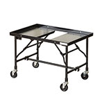 Big Johns Grills & Rotisseries A3FC Folding Leg Cart For A3P