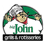 Big Johns Grills & Rotisseries FA-1 HOOD Roll-Top Hood For Covering 1 Section