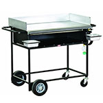 Big Johns Grills & Rotisseries PG-36S 20 x 36-in Griddle w/ Stand
