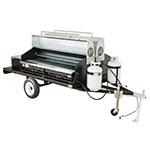 Big Johns Grills & Rotisseries TRAIL BOSS II