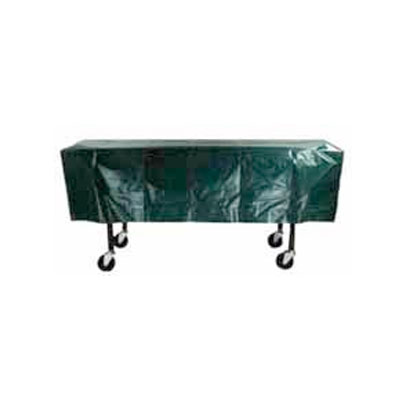 Big Johns Grills & Rotisseries VC-74 Vinyl Cover For 2 x 5-ft Charcoal Grills
