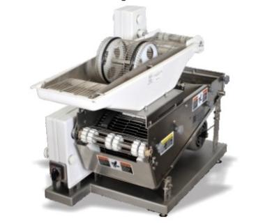 Bettcher Industries 504741 Optimax C-1 Batter Breading Machine, 1/4 HP