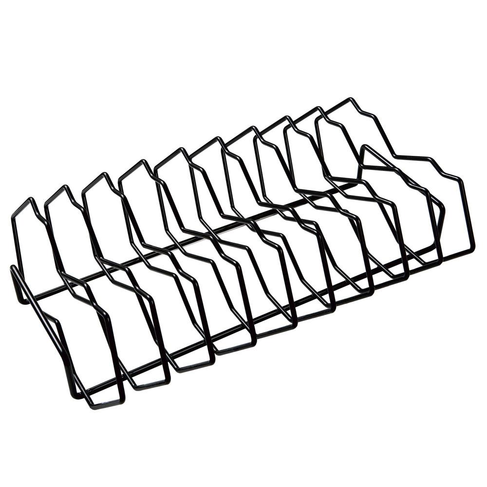 Primo Grills PRM341 Premium Rib Rack w/ 9-Full Rack Rib Capacity