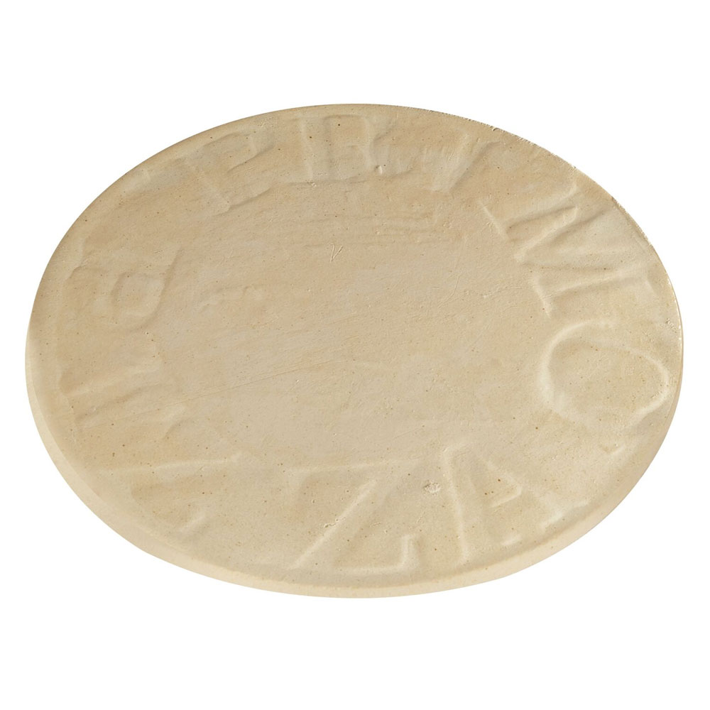 Primo PRM348 16-in Natural Finish Pizza Baking Stone