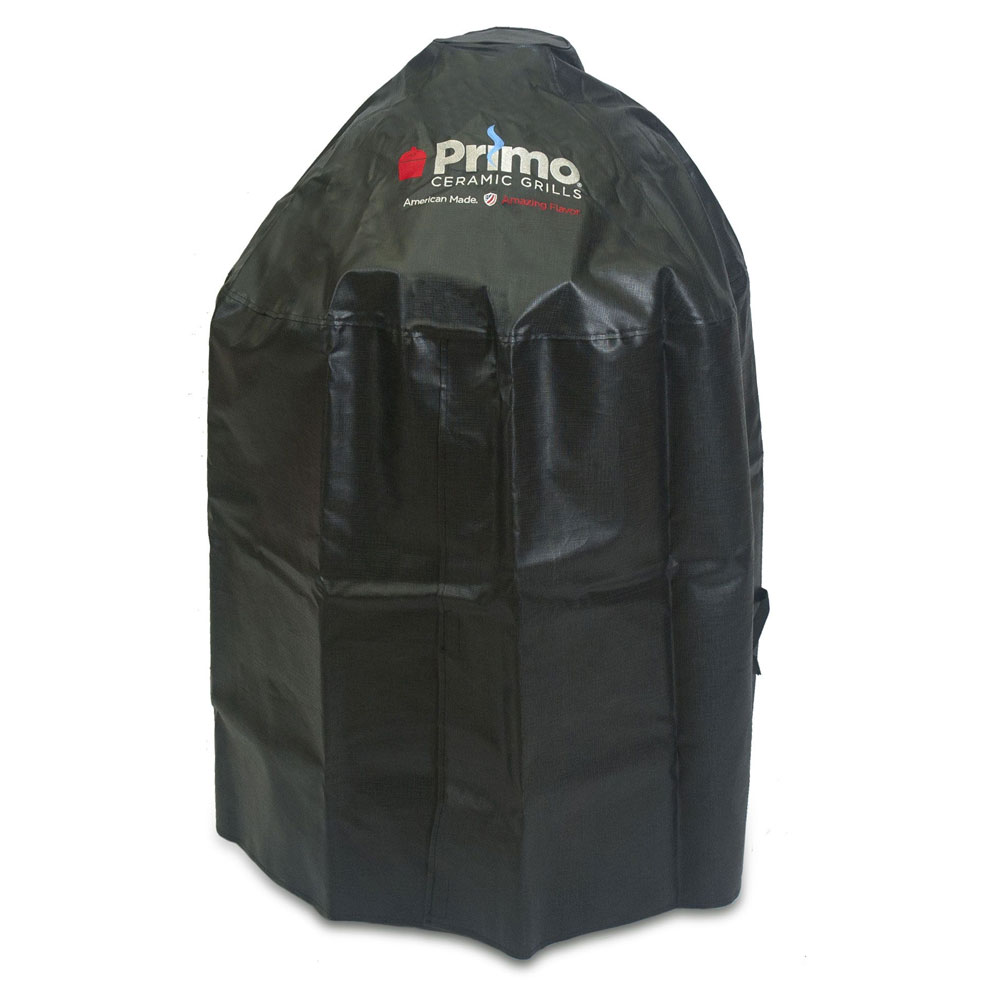 Primo PRM409 Grill Cover For Oval XL Or Kamado In Cradle