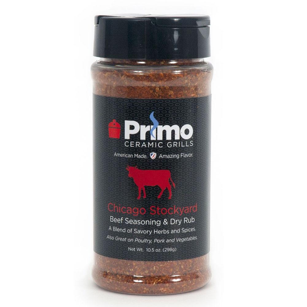 Primo PRM506 Chicago Stockyard Beef Seasoning & Dry Rub
