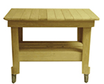 Primo Grills PRM607 Cypress Prep Table, 39 x 27 x 32-in