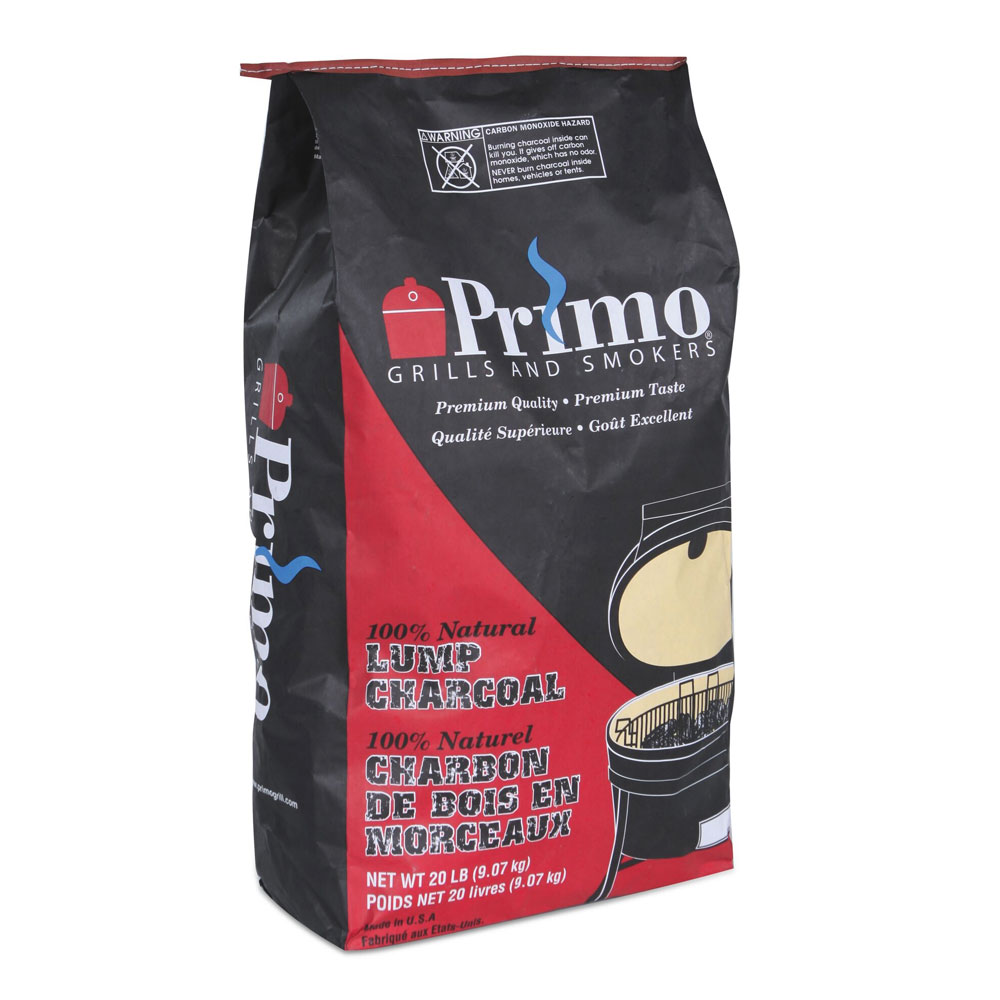 Primo Grills PRM608 Natural Lump Charcoal