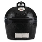 Primo Grills PRM774 Oval Junior Grill w/ 210-sq/in Expandable Cooking Surface, Black