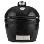 Primo PRM775 Oval Grill - 300-sq in Cooking Surface, Black