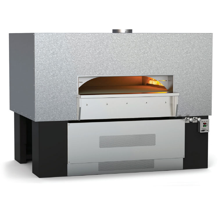 Wood Stone FIREDECK11290 Stone Hearth Deck Oven - Cast-Ceramic