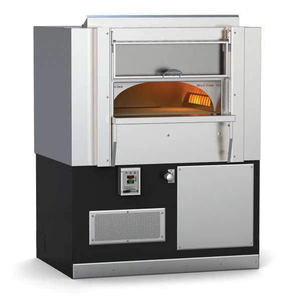Wood Stone FIREDECK6045 Stone Hearth Deck Oven - Ceramic/Steel