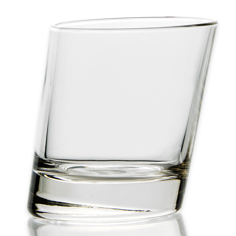 Libbey 11006721 9.5-oz Pisa Rock Glass